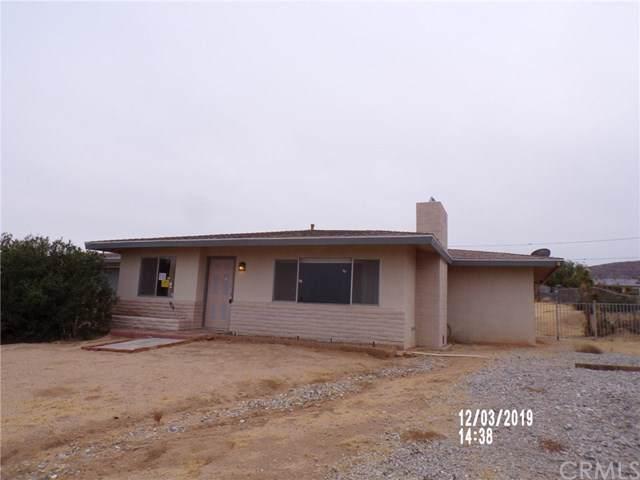 61785 Alta Mura Drive, Joshua Tree, CA 92252 (#JT19274974) :: Team Tami