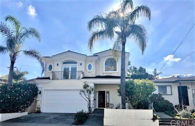 562 2nd Street, Hermosa Beach, CA 90254 (#SB19276069) :: J1 Realty Group