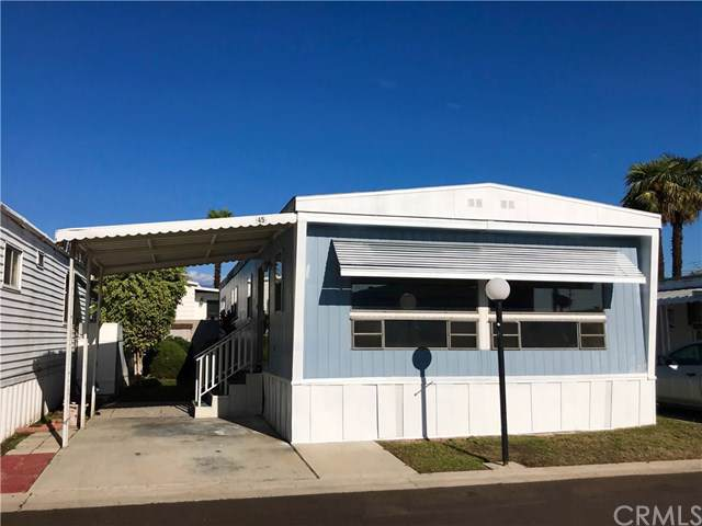 3825 Valley Boulevard #45, Walnut, CA 91789 (#CV19276384) :: Sperry Residential Group