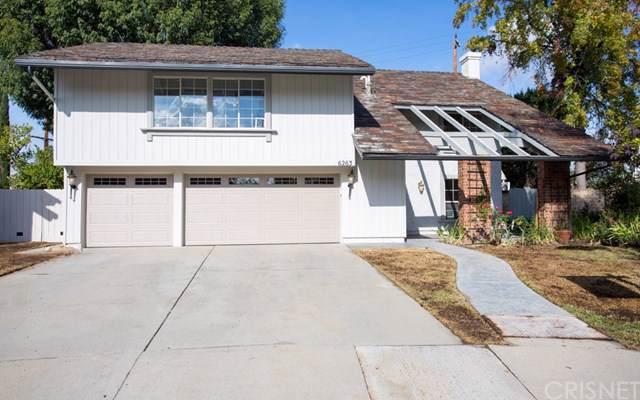 6263 Mclaren Avenue, Woodland Hills, CA 91367 (#SR19274240) :: Go Gabby