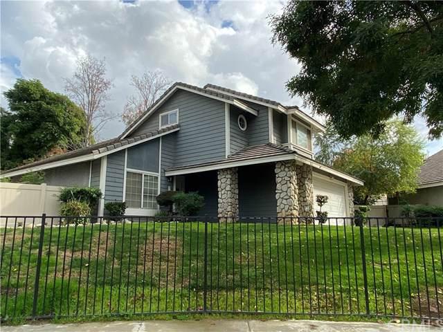 312 Barrington Circle, Redlands, CA 92374 (#SW19276970) :: Allison James Estates and Homes