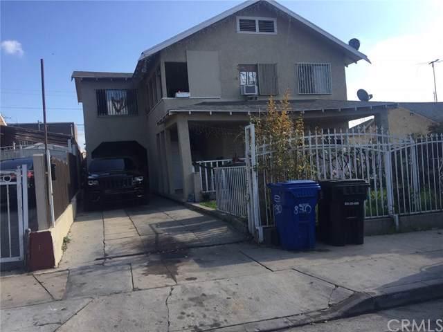 828 N Herbert Avenue, East Los Angeles, CA 90063 (#DW19278661) :: Team Tami