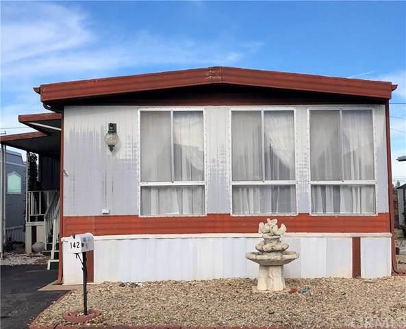 1600 E Clark Avenue #142, Santa Maria, CA 93455 (#PI19279214) :: RE/MAX Parkside Real Estate