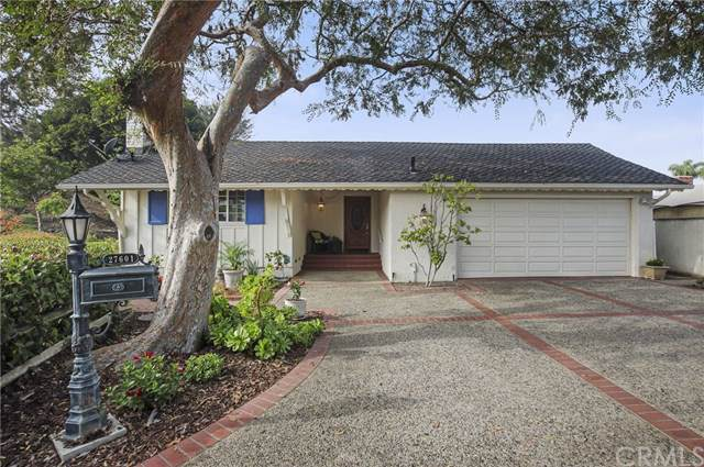 27601 Bandra Place, Rancho Palos Verdes, CA 90275 (#SB19279379) :: Millman Team
