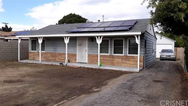 15421 Mayall Street, Mission Hills (San Fernando), CA 91345 (#SR19287338) :: Twiss Realty