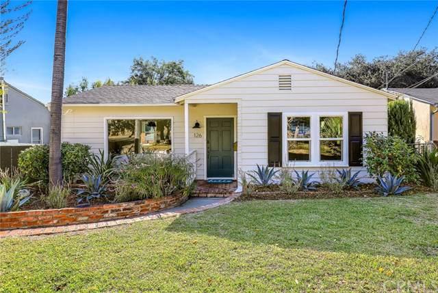 126 W Grandview Avenue, Sierra Madre, CA 91024 (#AR20000838) :: RE/MAX Empire Properties