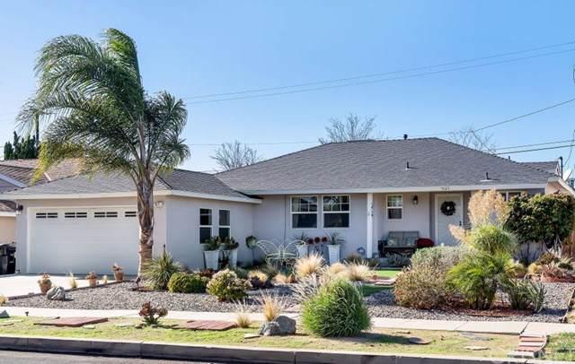 7527 Quartz Avenue, Winnetka, CA 91306 (#SR20002369) :: J1 Realty Group