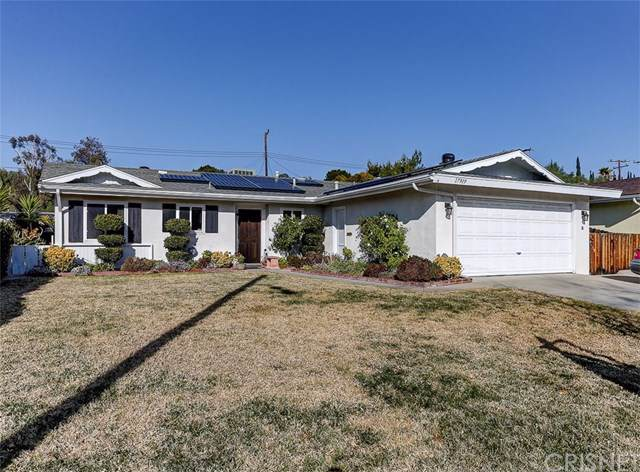 17919 Wellhaven Street, Canyon Country, CA 91387 (#SR20004926) :: The Laffins Real Estate Team