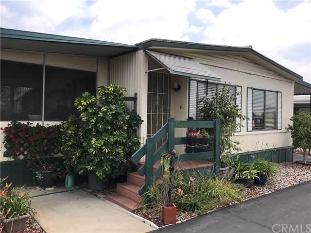 1630 Covina Boulevard W #45, San Dimas, CA 91773 (#CV20005191) :: Crudo & Associates