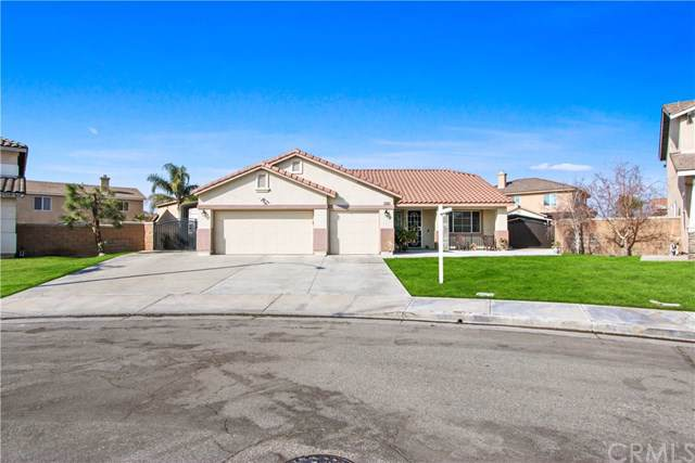 12954 Mustang Street, Eastvale, CA 92880 (#PW20005949) :: Allison James Estates and Homes