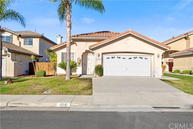 41881 Vardon Drive, Temecula, CA 92591 (#SW20006096) :: The Bashe Team