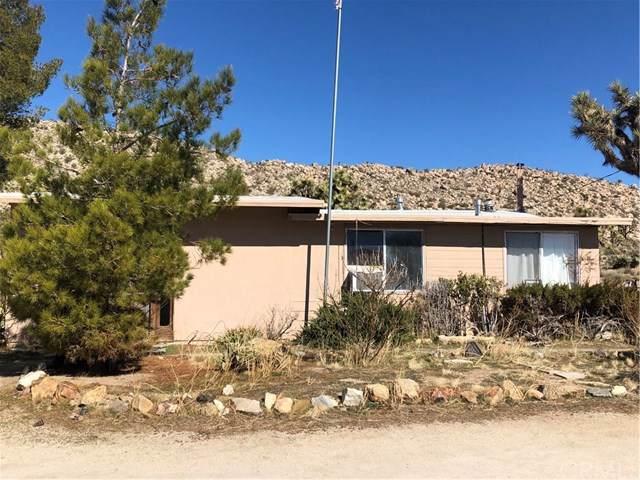 56798 Crestview Drive, Yucca Valley, CA 92284 (#JT20009894) :: Allison James Estates and Homes