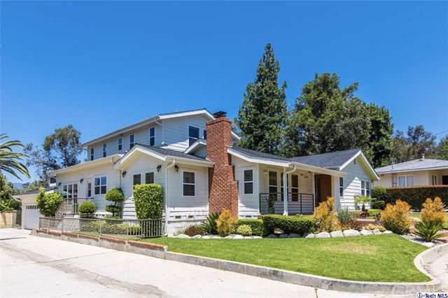 1633 Orange Tree Lane, La Canada Flintridge, CA 91011 (#320000205) :: The Parsons Team