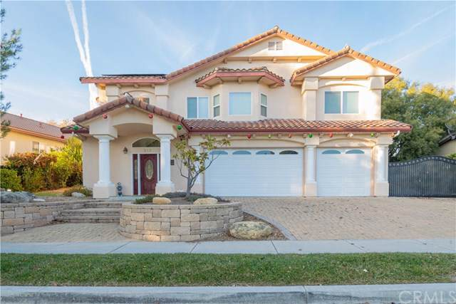 213 Grand Canyon Drive, Paso Robles, CA 93446 (#NS20011098) :: Allison James Estates and Homes