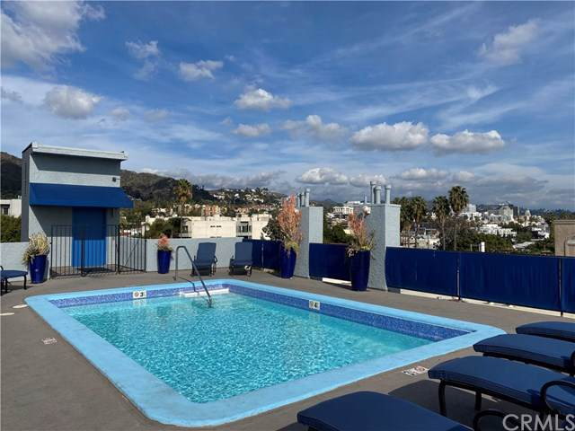 1355 N Sierra Bonita Avenue #308, Hollywood, CA 90046 (#BB20011377) :: Doherty Real Estate Group