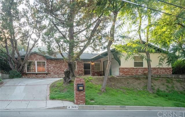 3483 Woodcliff Road, Sherman Oaks, CA 91403 (#SR20011665) :: Team Tami