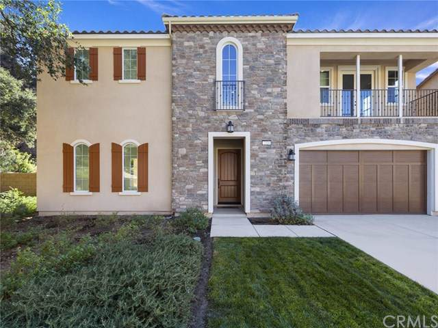 2320 Bella Colina, La Verne, CA 91750 (#OC20011844) :: The Costantino Group | Cal American Homes and Realty