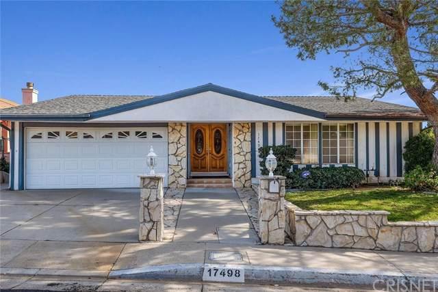 17498 Tuscan Drive, Granada Hills, CA 91344 (#SR20012694) :: J1 Realty Group