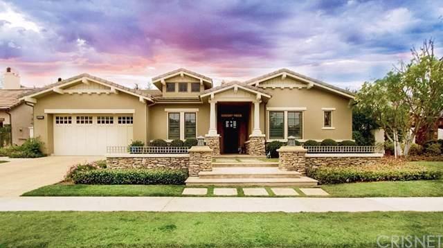 3825 Prado Del Trigo, Calabasas, CA 91302 (#SR20014028) :: Allison James Estates and Homes