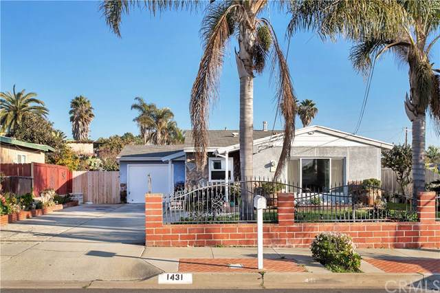 1431 Langford Street, Oceanside, CA 92058 (#OC20013930) :: Twiss Realty