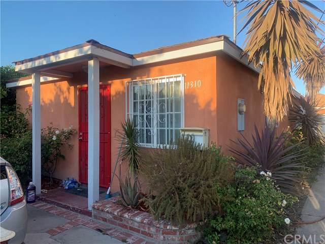 11310 Alvaro St, Los Angeles (City), CA 90059 (#DW20015448) :: Sperry Residential Group