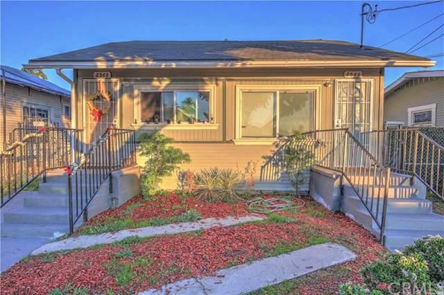 2546 Pasadena Avenue, Long Beach, CA 90806 (#AR20015941) :: RE/MAX Estate Properties