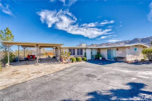 6651 Mount Shasta Avenue, Joshua Tree, CA 92252 (#JT20016275) :: Z Team OC Real Estate