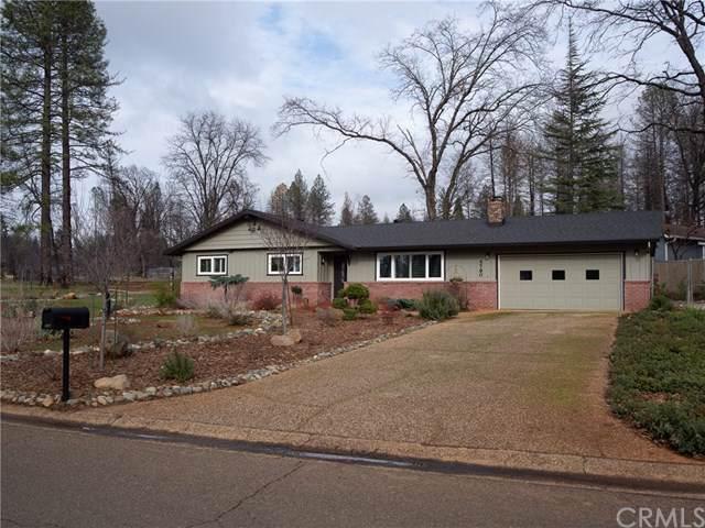 5790 Crestview Drive, Paradise, CA 95969 (#SN20016274) :: RE/MAX Estate Properties