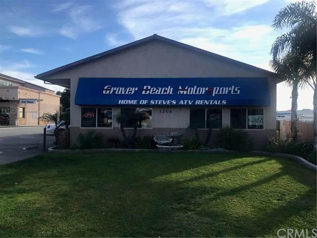 1206 W Grand Avenue, Grover Beach, CA 93433 (#PI20018651) :: Power Real Estate Group