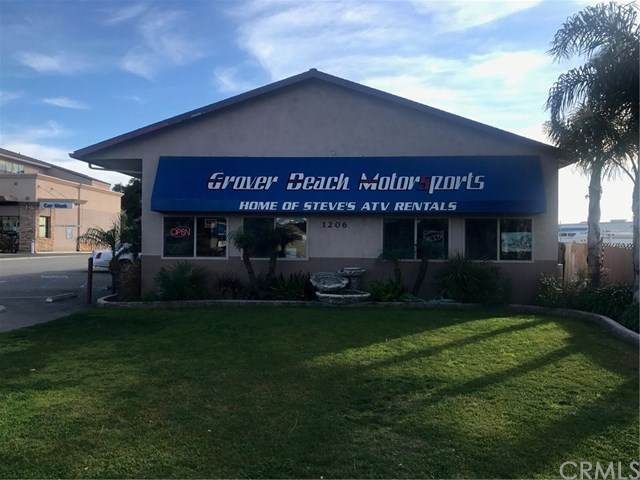 1206 W Grand Avenue, Grover Beach, CA 93433 (#PI20018651) :: RE/MAX Parkside Real Estate