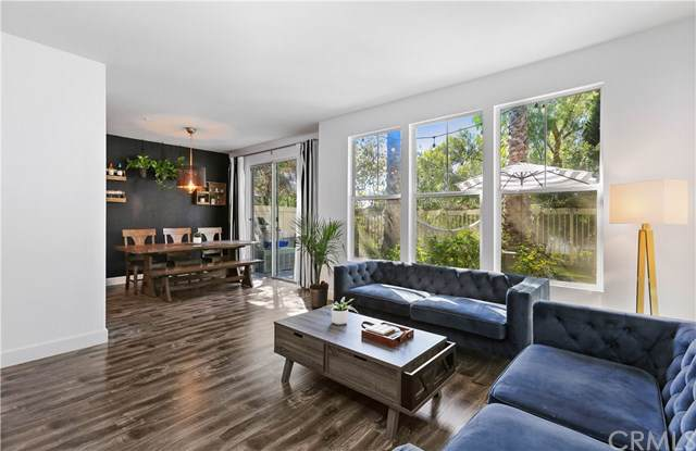 43 Red Bud, Aliso Viejo, CA 92656 (#OC20018782) :: Fred Sed Group