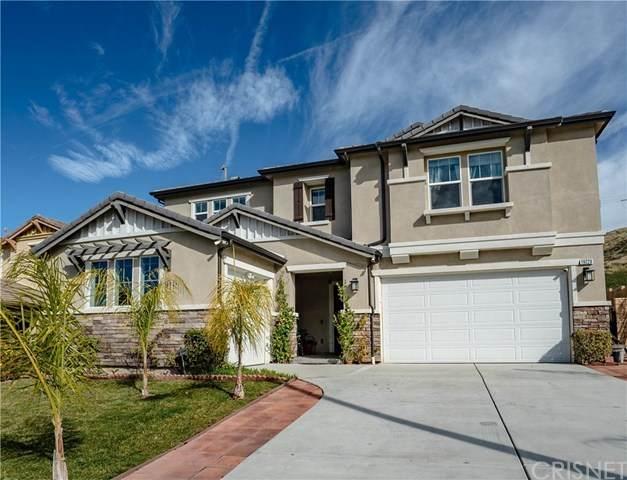 19229 Bension Drive, Saugus, CA 91350 (#SR20019883) :: Z Team OC Real Estate