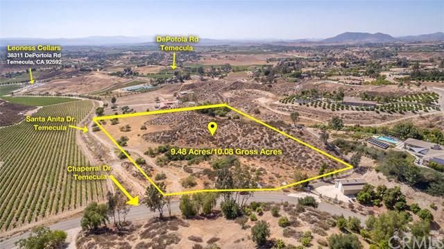 0 Santa Anita, Temecula, CA 92592 (#SW20022562) :: Camargo & Wilson Realty Team
