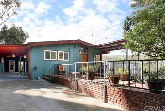 17 Castle Rock Road, Laguna Beach, CA 92651 (#LG20023628) :: Doherty Real Estate Group