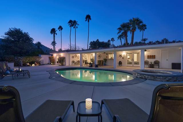 1057 Marshall Way, Palm Springs, CA 92262 (#219038393DA) :: RE/MAX Masters