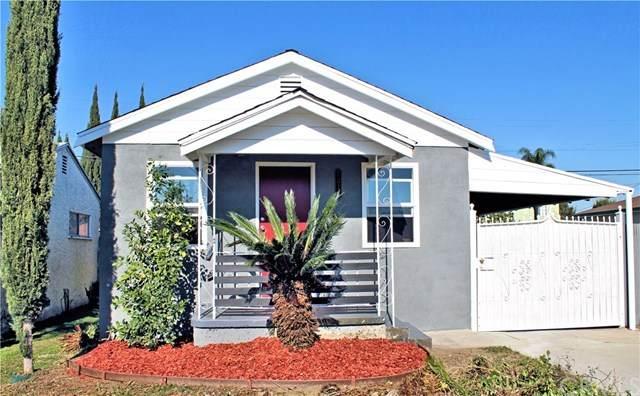 7311 Walnut Avenue, Paramount, CA 90723 (#DW20025601) :: Case Realty Group