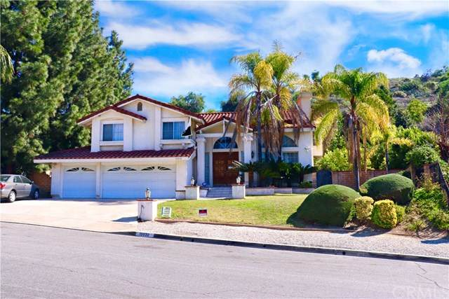 19830 E Saddle Ridge Lane, Walnut, CA 91789 (#DW20027981) :: Allison James Estates and Homes