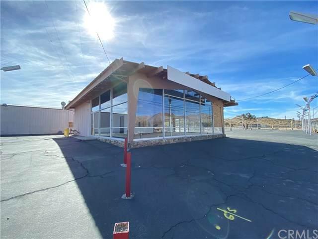 55189 Twentynine Palms, Yucca Valley, CA 92284 (#JT20027801) :: The Brad Korb Real Estate Group