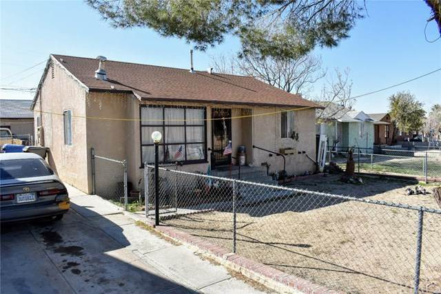 1220 W Buena Vista Street, Barstow, CA 92311 (#IV20027872) :: The Brad Korb Real Estate Group