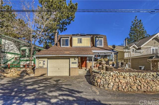1823 Nob Hill, Running Springs, CA 92382 (#IV20027573) :: The Brad Korb Real Estate Group