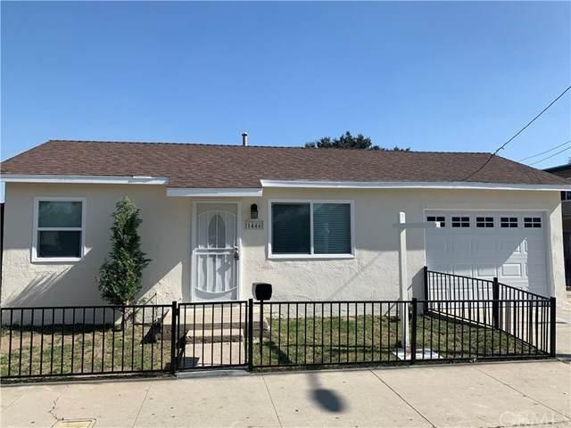 1446 S Palomares Street, Pomona, CA 91766 (#TR20032373) :: RE/MAX Masters
