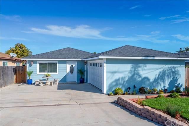 941 Nice Avenue, Grover Beach, CA 93433 (#PI20031210) :: Rose Real Estate Group