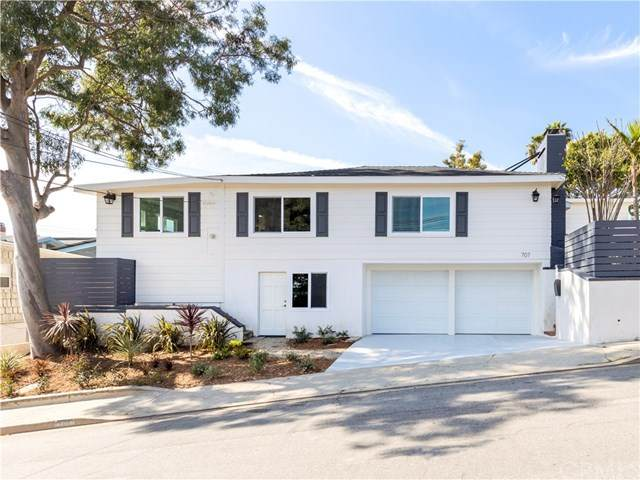 707 S Redondo Ave, Manhattan Beach, CA 90266 (#SB20032666) :: The Costantino Group | Cal American Homes and Realty