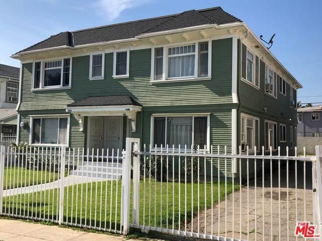 1919 S Rimpau Boulevard, Los Angeles (City), CA 90016 (#20553810) :: Z Team OC Real Estate