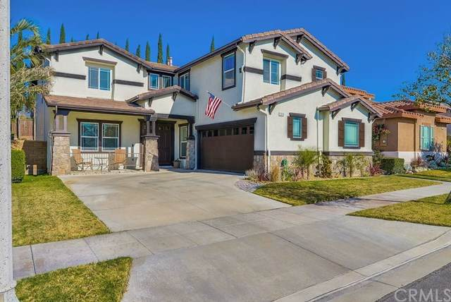 1575 Majesty Street, Upland, CA 91784 (#CV20030177) :: RE/MAX Masters