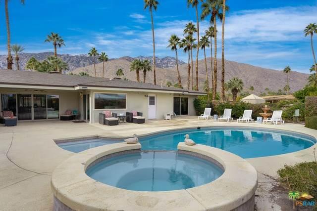 1960 S Ana Maria Way, Palm Springs, CA 92264 (#20554102) :: Crudo & Associates
