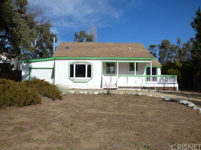 1004 Coldwater Drive, Frazier Park, CA 93225 (#SR20034855) :: The Bashe Team