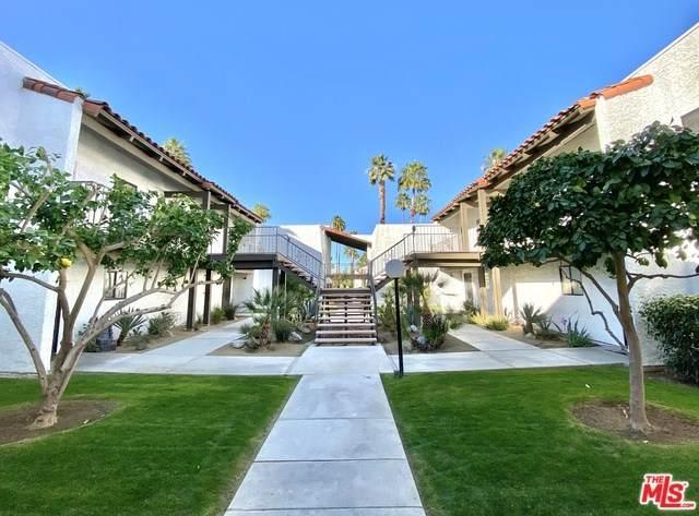 250 E San Jose Road #59, Palm Springs, CA 92264 (#20550938) :: Arzuman Brothers