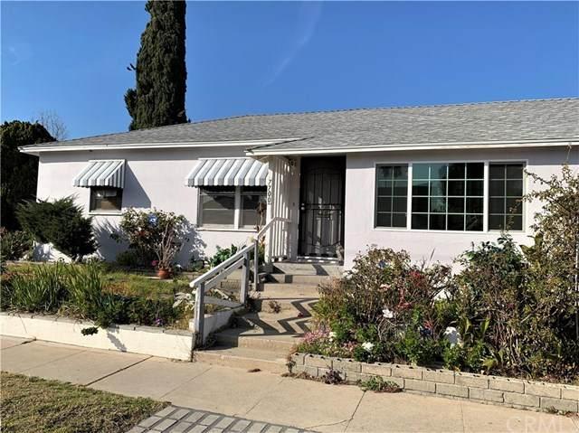 7700 Satsuma Avenue, Sun Valley, CA 91352 (#BB20036080) :: RE/MAX Masters