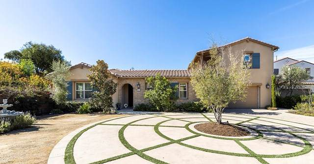 16 Gaucho Road, Ladera Ranch, CA 92694 (#OC20035497) :: Sperry Residential Group
